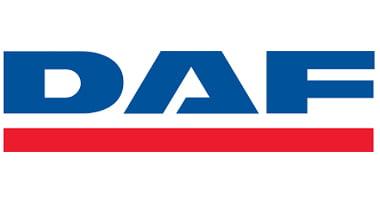DAF logo samenwerking met TFT